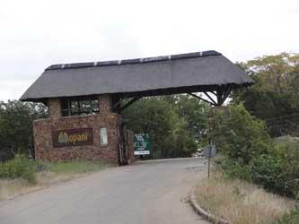 Mopani Gate