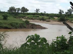 The Shingwedzi River